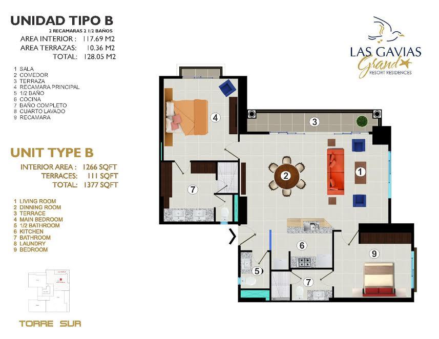 LAS GAVIAS GRAND RESORT RESIDENCES 29