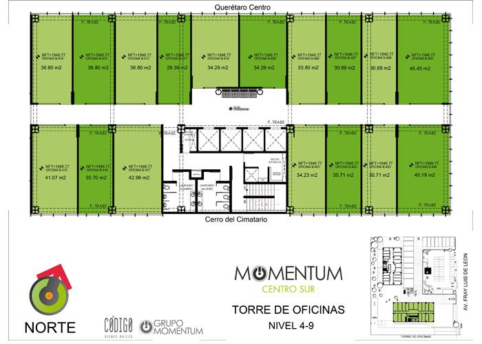 Momentum Centro Sur 14