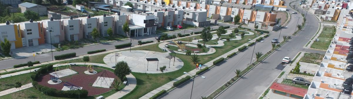 Parque Los Encinos 1
