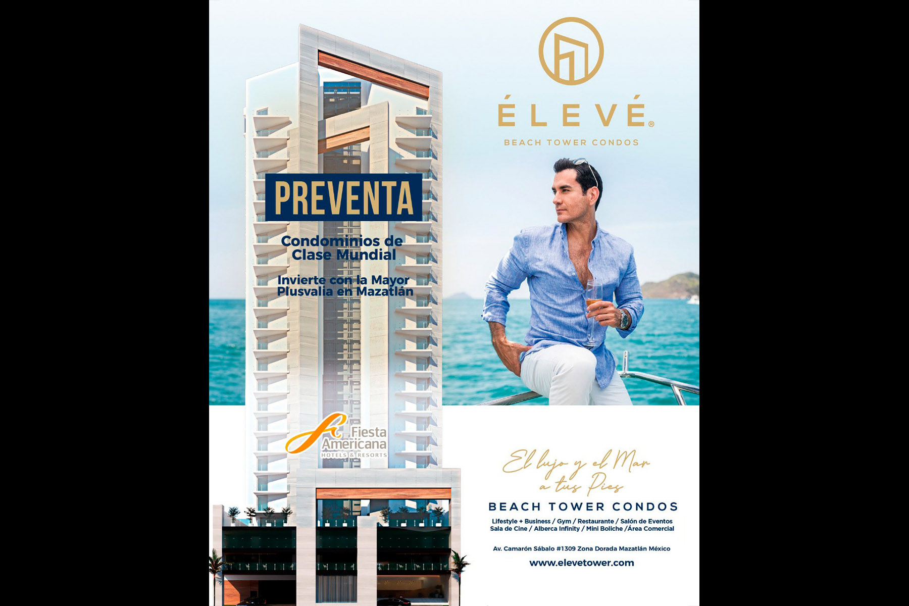 Élevé Beach Tower Condos 2