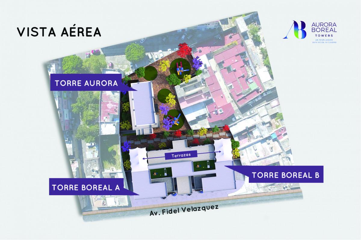 Aurora Boreal Towers 3
