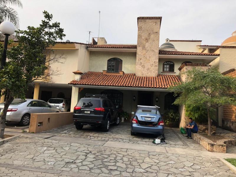 Casa En Venta En Av Avila Camacho 2659 Country Club