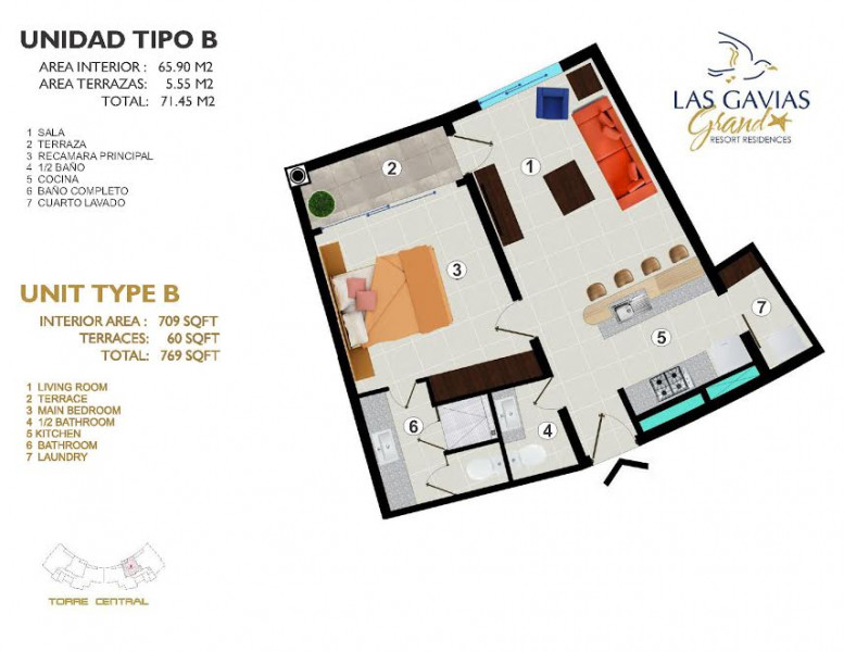 LAS GAVIAS GRAND RESORT RESIDENCES