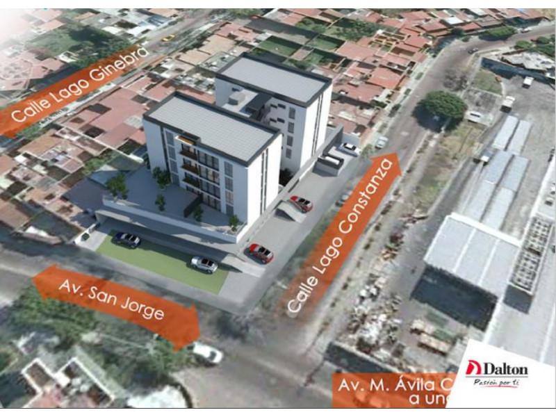 Departamento En Venta En 45160 Avenida Manuel ávila Camacho