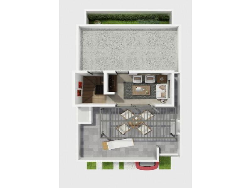 Hermosa casa en venta dentro de un fraccionamiento residencial, cuenta con amplias áreas verdes, alberca, área social aparatos de ejercicio, etc. La casa se distribuye de la siguiente manera: *Planta baja - Cochera para 2 autos - 1/2 baño - Sala - Comedor - Cocina equipada - Clóset de blancos - Área de lavado en interior - Amplio Jardín * Planta alta - 3 recámaras (Principal con baño y vestidor) - 2 baños completos - Estudio * Roof Garden - Sala de TV - Azotea para servicios - Pergolado ¡Se aceptan créditos!  NO SE COMPARTE COMISIÓN 2