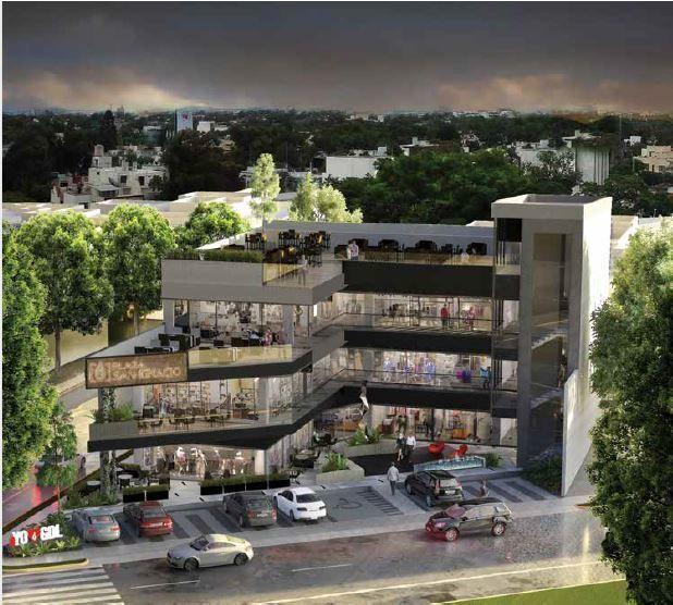 Plaza B San Ignacio es un concepto inmobiliario de uso comercial desarrollado por BRADA Grupo Inmobiliario, el cual integra la armonía en cada detalle. Ubicada en una de las zonas de gran plusvalía dentro de la zona metropolitana de Guadalajara, como lo es la colonia Chapalita, B Plaza San Ignacio concentra en sus alrededores la mejor oferta de restaurantes, cafés, escuelas, hospitales y muchos más. Cuenta con 1235.44 m2 de construcción, divididos en 18 locales distribuidos en los tres niveles además del Roof Garden, un estacionamiento amplio de 235 m2. Fecha de entrega: diciembre 2020. EasyBroker ID: EB-DZ5477 0