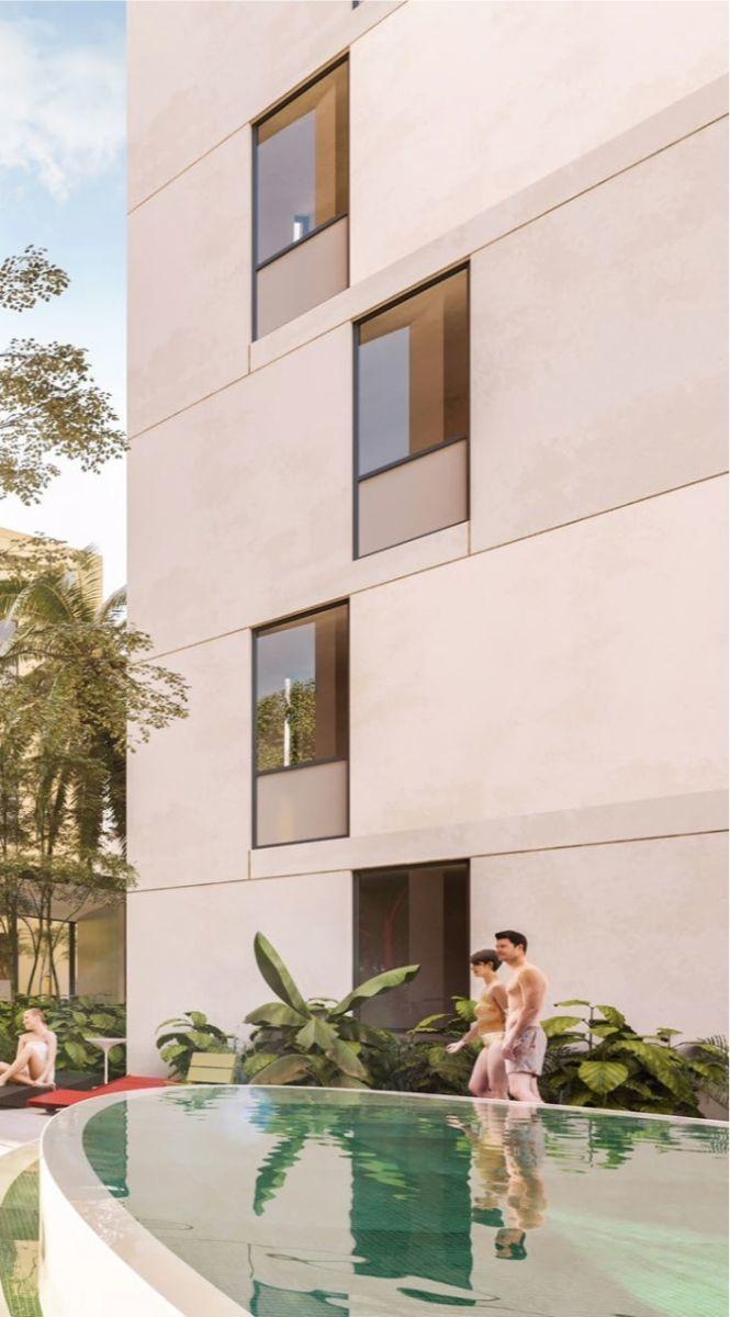 MLS-DCA215  Condo de 2 Recamaras en Arbolada, Cancun  40 Condos Ubicados en la nueva fase de Arbolada Residencial, donde se vive y se disfruta la verdadera naturaleza de Cancún.  Combina lo increible de la naturaleza con lo emocionante del diseño.  - Equipados con todo lo que se necesita para las comodidades de la vida diaria. - Acabados de lujo, con espacios 100% funcionales. - Sala / comedor con cocina integral. - Cubiertas de mármol y granito en baños y cocina. - Carpintería de diseño. - Dos recamaras y dos baños completos. - Diseño de iluminación a base de LEDs  Amenidades  - 50% Áreas verdes. - Alberca con calentadores solares. - Acceso controlado. - Circuito cerrado de vigilancia. - Vigilancia las 24 hrs. - Wi Fi en áreas comunes. - BBQ y Bar Área.   Disponibilidad:  2 Recamaras 2 Baños Balcon 70 m2 Precio: $ 2'055,391 MXN ( $ 108,200 USD).  El precio puede cambiar de acuerdo a la disponibilidad, demanda y al avance de la obra, contactanos para confirmar el precio actual. EasyBroker ID: EB-EH4743 18