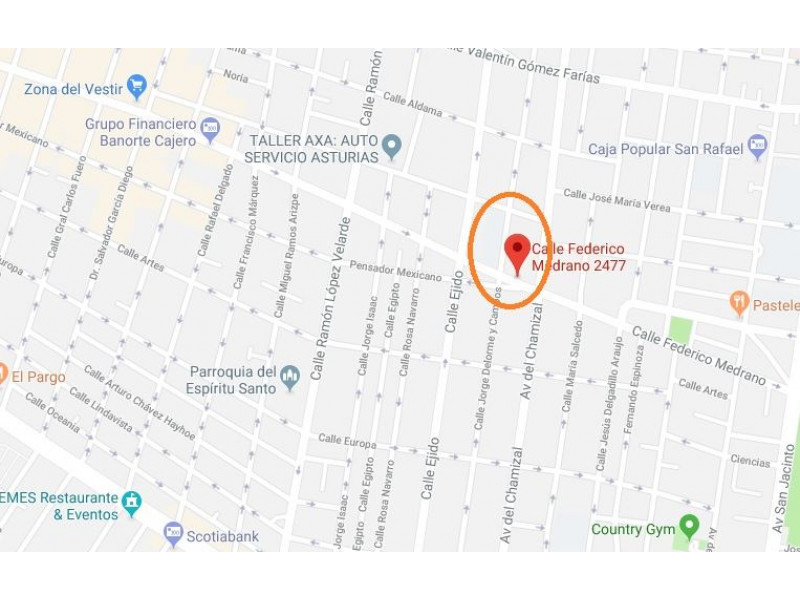 Local comercial sobre avenida Medrano, Guadalajara de 400m2 a $3, 250,000  Local de oportunidad sobre la avenida Medrano en colonia San Andrés, mide 10 de frente por 40 de fondo, ideal para comercio, bodega o casa habitación. Todo en regla para su venta. PRECIO A TRATAR Medidas: 400m2      Tenemos más de 10,000 Propiedades, visita nuestra Página web www.capriori.com o mándanos un mensaje por WhatsApp al:  3315668315. Nos puedes marcar mismo número, trabajamos de lunes a domingo. Si quieres vender o rentar tu propiedad también podemos ayudarte, sin exclusiva, plazos y comisiones negociables.   3