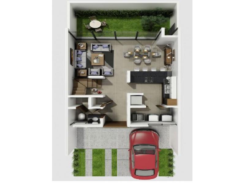 Hermosa casa en venta dentro de un fraccionamiento residencial, cuenta con amplias áreas verdes, alberca, área social aparatos de ejercicio, etc. La casa se distribuye de la siguiente manera: *Planta baja - Cochera para 2 autos - 1/2 baño - Sala - Comedor - Cocina equipada - Clóset de blancos - Área de lavado en interior - Amplio Jardín * Planta alta - 3 recámaras (Principal con baño y vestidor) - 2 baños completos - Estudio * Roof Garden - Sala de TV - Azotea para servicios - Pergolado ¡Se aceptan créditos!  NO SE COMPARTE COMISIÓN 4