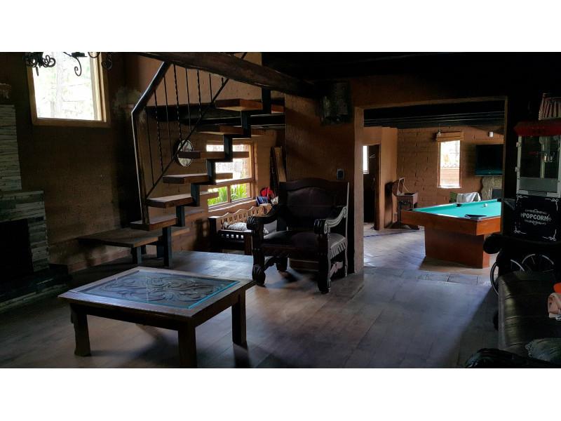 Casa En Venta En El Estuche San Antonio Tapalpa Jalisco