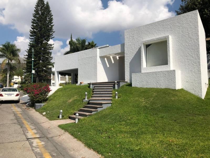 Casa En Renta Club De Golf Santa Anita Tlajomulco De
