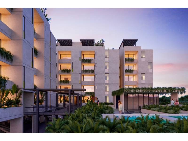MLS-DCA215  Condo de 2 Recamaras en Arbolada, Cancun  40 Condos Ubicados en la nueva fase de Arbolada Residencial, donde se vive y se disfruta la verdadera naturaleza de Cancún.  Combina lo increible de la naturaleza con lo emocionante del diseño.  - Equipados con todo lo que se necesita para las comodidades de la vida diaria. - Acabados de lujo, con espacios 100% funcionales. - Sala / comedor con cocina integral. - Cubiertas de mármol y granito en baños y cocina. - Carpintería de diseño. - Dos recamaras y dos baños completos. - Diseño de iluminación a base de LEDs  Amenidades  - 50% Áreas verdes. - Alberca con calentadores solares. - Acceso controlado. - Circuito cerrado de vigilancia. - Vigilancia las 24 hrs. - Wi Fi en áreas comunes. - BBQ y Bar Área.   Disponibilidad:  2 Recamaras 2 Baños Balcon 70 m2 Precio: $ 2'055,391 MXN ( $ 108,200 USD).  El precio puede cambiar de acuerdo a la disponibilidad, demanda y al avance de la obra, contactanos para confirmar el precio actual.   #iowncancun #cancunrealstate #cancuncondos  #puertocancun #cancuncondominiums #cancunbroker #cancunlisting #cancunrealty #cancun #cancunlifestyle #Luxurycancun #selvacorealty #newlisting #luxuryrealestate #rivieramaya #realestate #inversion #Broker #Listing #properties #lifestyle #Forsale #exclusivelisting  1