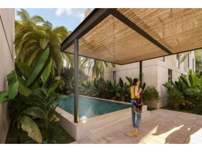 MLS-DCA215  Condo de 2 Recamaras en Arbolada, Cancun  40 Condos Ubicados en la nueva fase de Arbolada Residencial, donde se vive y se disfruta la verdadera naturaleza de Cancún.  Combina lo increible de la naturaleza con lo emocionante del diseño.  - Equipados con todo lo que se necesita para las comodidades de la vida diaria. - Acabados de lujo, con espacios 100% funcionales. - Sala / comedor con cocina integral. - Cubiertas de mármol y granito en baños y cocina. - Carpintería de diseño. - Dos recamaras y dos baños completos. - Diseño de iluminación a base de LEDs  Amenidades  - 50% Áreas verdes. - Alberca con calentadores solares. - Acceso controlado. - Circuito cerrado de vigilancia. - Vigilancia las 24 hrs. - Wi Fi en áreas comunes. - BBQ y Bar Área.   Disponibilidad:  2 Recamaras 2 Baños Balcon 70 m2 Precio: $ 2'055,391 MXN ( $ 108,200 USD).  El precio puede cambiar de acuerdo a la disponibilidad, demanda y al avance de la obra, contactanos para confirmar el precio actual.   #iowncancun #cancunrealstate #cancuncondos  #puertocancun #cancuncondominiums #cancunbroker #cancunlisting #cancunrealty #cancun #cancunlifestyle #Luxurycancun #selvacorealty #newlisting #luxuryrealestate #rivieramaya #realestate #inversion #Broker #Listing #properties #lifestyle #Forsale #exclusivelisting  17