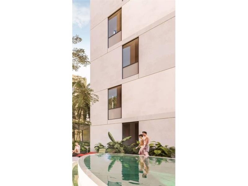 MLS-DCA215  Condo de 2 Recamaras en Arbolada, Cancun  40 Condos Ubicados en la nueva fase de Arbolada Residencial, donde se vive y se disfruta la verdadera naturaleza de Cancún.  Combina lo increible de la naturaleza con lo emocionante del diseño.  - Equipados con todo lo que se necesita para las comodidades de la vida diaria. - Acabados de lujo, con espacios 100% funcionales. - Sala / comedor con cocina integral. - Cubiertas de mármol y granito en baños y cocina. - Carpintería de diseño. - Dos recamaras y dos baños completos. - Diseño de iluminación a base de LEDs  Amenidades  - 50% Áreas verdes. - Alberca con calentadores solares. - Acceso controlado. - Circuito cerrado de vigilancia. - Vigilancia las 24 hrs. - Wi Fi en áreas comunes. - BBQ y Bar Área.   Disponibilidad:  2 Recamaras 2 Baños Balcon 70 m2 Precio: $ 2'055,391 MXN ( $ 108,200 USD).  El precio puede cambiar de acuerdo a la disponibilidad, demanda y al avance de la obra, contactanos para confirmar el precio actual.   #iowncancun #cancunrealstate #cancuncondos  #puertocancun #cancuncondominiums #cancunbroker #cancunlisting #cancunrealty #cancun #cancunlifestyle #Luxurycancun #selvacorealty #newlisting #luxuryrealestate #rivieramaya #realestate #inversion #Broker #Listing #properties #lifestyle #Forsale #exclusivelisting  19