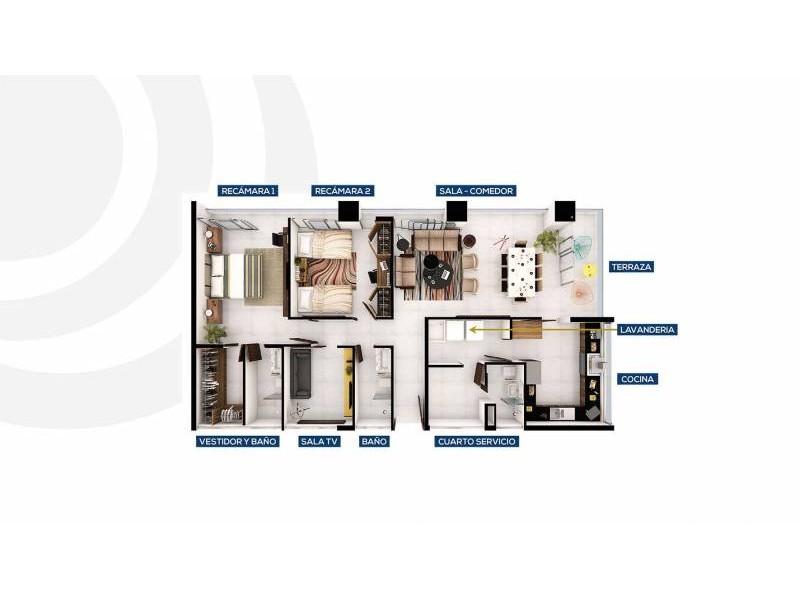 MLS-DCA211  Condominio de 2 recamaras en la mejor zona, cancun  Condominio creado pensando en tubienestary seguridad,apostandopor laexclusividadarquitectónica y habitacional en Cancún.Cada espacio ha sido diseñadopara tener una convivenciafamiliar,al ofreceramplias zonas de recreación yextraordinarias amenidades.  Un lugar donde laseguridad y tranquilidadson primordiales, por ello se ha proyectado acceso controlado con caseta de seguridad yvigilancialas24 horasa través de circuito cerrado de TV. Asimismo,amplias avenidasde doble vialidad y estacionamiento para ti y los visitantes.  Gimnasio Alberca Chapoteadero Canchas de paddle Terraza deportiva Ludoteca Salón de eventos Sun deck Pista de jogging Jardín (áreas verdes) Estacionamiento Terraza alberca  2 recamaras 2 baños sala / comedor cuarto de servicio, cuarto de lavandería terraza vestidor 140m2 $ 5'500,000 MXN ($ 289,500 USD)  3 recamaras 3 baños sala/comedor cuarto de servicio, cuarto de lavandería terraza vestidor 190m2 $ 6'600,000 MXN ($ 347,400 USD)  El precio puede cambiar de acuerdo a la disponibilidad, demanda y al avance de la obra, contactanos para confirmar el precio actual.   #selvacorealty #newlisting #luxuryrealestate #rivieramaya #realestate #inversion #Broker #Listing #properties #lifestyle #Forsale #exclusivelisting #iowncancun #cancunrealstate #cancuncondos  #puertocancun #cancuncondominiums #cancunbroker #cancunlisting #cancunrealty #cancun #cancunlifestyle #Luxurycancun #househunting #vacationhome #Newhomecancun  21