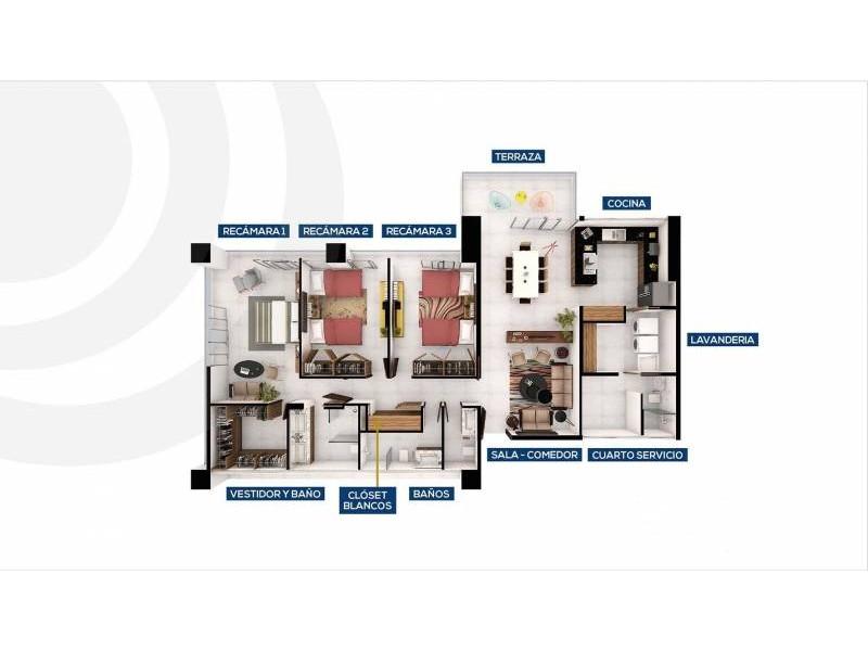 MLS-DCA211-1  Condominio de 3 recamaras en la mejor zona, cancun  Condominio creado pensando en tubienestary seguridad,apostandopor laexclusividadarquitectónica y habitacional en Cancún.Cada espacio ha sido diseñadopara tener una convivenciafamiliar,al ofreceramplias zonas de recreación yextraordinarias amenidades.  Un lugar donde laseguridad y tranquilidadson primordiales, por ello se ha proyectado acceso controlado con caseta de seguridad yvigilancialas24 horasa través de circuito cerrado de TV. Asimismo,amplias avenidasde doble vialidad y estacionamiento para ti y los visitantes.  Gimnasio Alberca Chapoteadero Canchas de paddle Terraza deportiva Ludoteca Salón de eventos Sun deck Pista de jogging Jardín (áreas verdes) Estacionamiento Terraza alberca  2 recamaras 2 baños sala / comedor cuarto de servicio, cuarto de lavandería terraza vestidor 140m2 $ 5'500,000 MXN ($ 289,500 USD)  3 recamaras 3 baños sala/comedor cuarto de servicio, cuarto de lavandería terraza vestidor 190m2 $ 6'600,000 MXN ($ 347,400 USD)  El precio puede cambiar de acuerdo a la disponibilidad, demanda y al avance de la obra, contactanos para confirmar el precio actual.   #selvacorealty #newlisting #luxuryrealestate #rivieramaya #realestate #inversion #Broker #Listing #properties #lifestyle #Forsale #exclusivelisting #iowncancun #cancunrealstate #cancuncondos  #puertocancun #cancuncondominiums #cancunbroker #cancunlisting #cancunrealty #cancun #cancunlifestyle #Luxurycancun #househunting #vacationhome #Newhomecancun  10