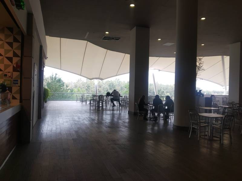 LOCAL COMERCIAL EN VENTA, AREA DE FOOD FAST, EXCELENTE UBICACIÓN DENTRO DEL AREA DE COMIDAS,  35m² MTTO. $2,350.00 APROX.  LA PLAZA YA CUENTA CON RESTAURANTES, CAFETERIAS, CINE, TIENDAS DE MUEBLES, ETC.. DENTRO DE PLAZA PABELLON.  Muy cerca de la universidad de medicina y Andares 6