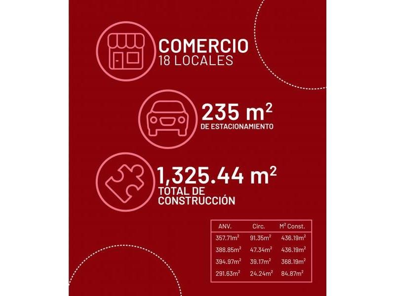 Es un concepto inmobiliario de uso comercial desarrollado por BRADA Grupo Inmobiliario, el cual integra la armonía en cada detalle: Marcas AAA, anclas artificiales y la administración del proyecto a largo plazo.   Ubicada en una de las zonas de gran plusvalía dentro de la zona metropolitana de Guadalajara, como lo es la Colonia Chapalita. B Plaza San Ignacio concentra en sus alrededores la mejor oferta de restaurantes, cafés, escuelas, hospitales y muchco más.  6