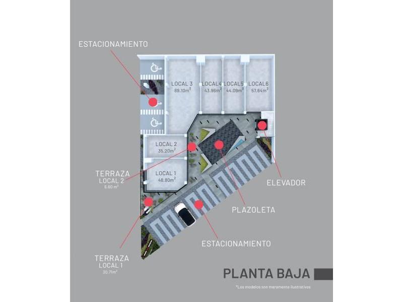 Es un concepto inmobiliario de uso comercial desarrollado por BRADA Grupo Inmobiliario, el cual integra la armonía en cada detalle: Marcas AAA, anclas artificiales y la administración del proyecto a largo plazo.   Ubicada en una de las zonas de gran plusvalía dentro de la zona metropolitana de Guadalajara, como lo es la Colonia Chapalita. B Plaza San Ignacio concentra en sus alrededores la mejor oferta de restaurantes, cafés, escuelas, hospitales y muchco más.  9